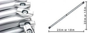 Cuplock-Bracing