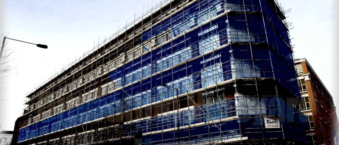 Choudhary Scaffolding provides india's best scaffolding.